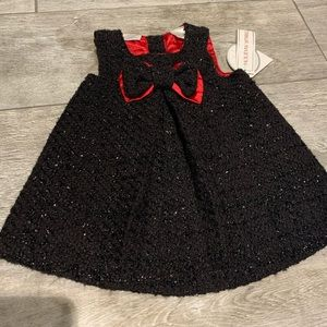 NWT infant holiday dress